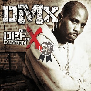 Альбом DMX - The Definition of X: Pick Of The Litter