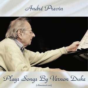 Альбом: Andre Previn - Plays Songs By Vernon Duke