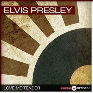 Альбом Elvis Presley - Love Me Tender