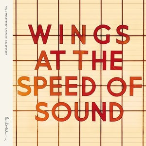 Альбом Wings - At The Speed Of Sound