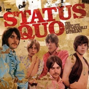 Альбом Status Quo - The Complete Pye/Piccadilly Anthology