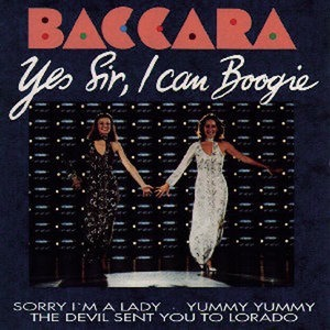 Альбом: Baccara - Yes Sir, I Can Boogie