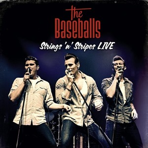 Альбом: The Baseballs - Strings 'n' Stripes Live (Standard)