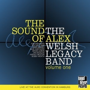 Альбом: John Barnes - The Sound of Alex, Vol. 1