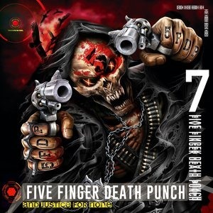 Альбом Five Finger Death Punch - And Justice for None