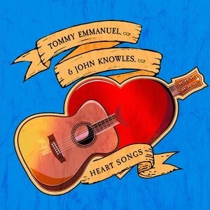 Альбом: Tommy Emmanuel - Heart Songs