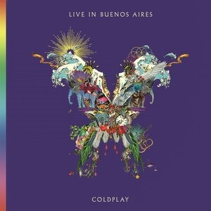 Альбом Coldplay - Live In Buenos Aires