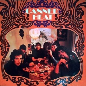 Альбом Canned Heat - Canned Heat