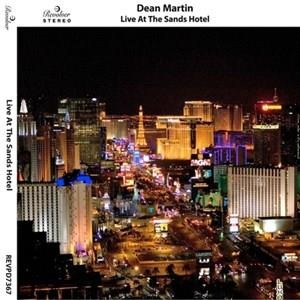 Альбом: Dean Martin - Live at the Sands Hotel