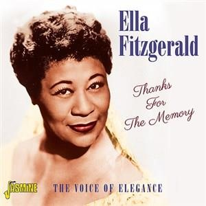 Альбом: Ella Fitzgerald - Thanks For The Memory - The Voice Of Elegance