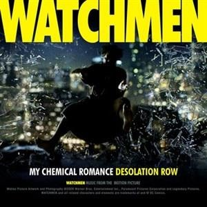 "Альбом My Chemical Romance - Desolation Row [From ""Watchmen""]"