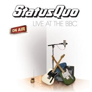 Альбом Status Quo - Live At The BBC