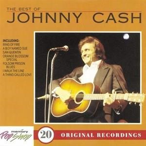 Альбом Johnny Cash - THE BEST OF JOHNNY CASH