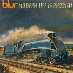 Альбом: Blur - Modern Life Is Rubbish