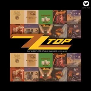 Альбом: ZZ Top - The Complete Studio Albums 1970-1990