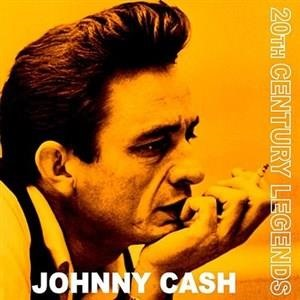 Альбом Johnny Cash - 20th Century Legends - Johnny Cash