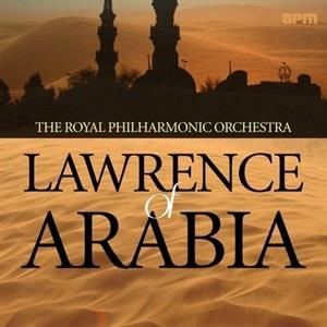 Альбом: London Philharmonic Orchestra - Lawrence of Arabia