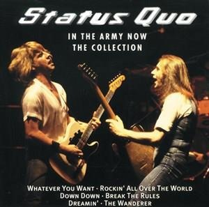Альбом Status Quo - In The Army Now - The Collection