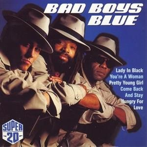 Альбом Bad Boys Blue - Super 20