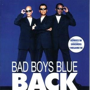 Альбом Bad Boys Blue - Back