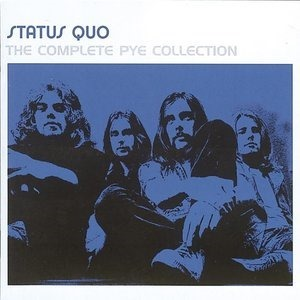 Альбом Status Quo - The Complete Pye Collection