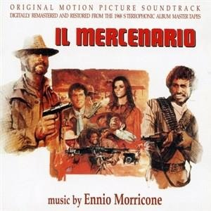 Альбом: Ennio Morricone - Il mercenario / Le mercenaire / The Mercenary
