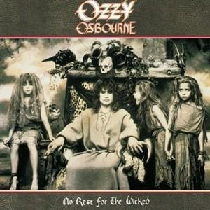 Альбом Ozzy Osbourne - No Rest for the Wicked