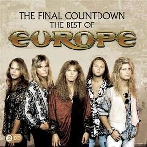 Альбом Europe - The Final Countdown: The Best Of Europe
