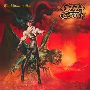 Альбом Ozzy Osbourne - The Ultimate Sin