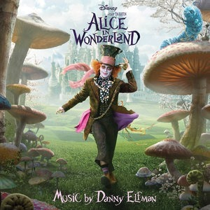 Альбом: Danny Elfman - Alice in Wonderland