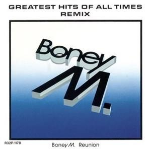 Альбом: Boney M. - Greatest Hits Of All Times - Remix '88