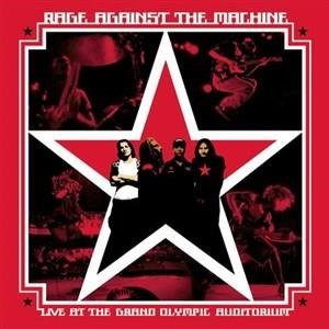 Альбом Rage Against The Machine - Live at the Grand Olympic Auditorium