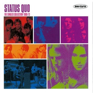 Альбом Status Quo - Singles Collection 66-73