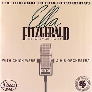 Альбом: Ella Fitzgerald - The Early Years - Part 1 (1935-1938)