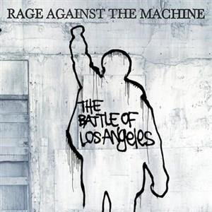 Альбом Rage Against The Machine - The Battle Of Los Angeles