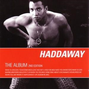 Альбом Haddaway - The Album 2nd Edition