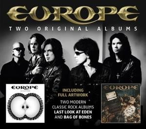 Альбом: Europe - Last Look At Eden+Bag Of Bones(Boxset)