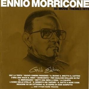 Альбом: Ennio Morricone - Ennio Morricone Gold Edition - 50 Movie Themes Hits