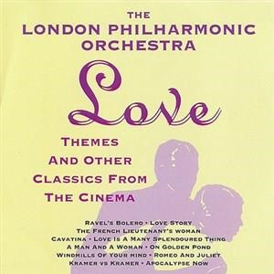 Альбом: London Philharmonic Orchestra - Love Themes & Other Classics From Cinema