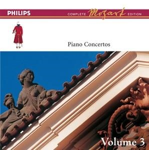 Альбом: Sir Neville Marriner - Mozart: The Piano Concertos, Vol.3
