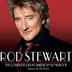 Альбом Rod Stewart - The Complete Great American Songbook