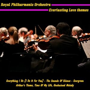 Альбом Royal Philharmonic Orchestra London - Everlasting Love Themes