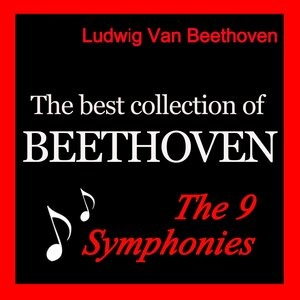 Альбом Cleveland Orchestra - The Best Collection of Beethoven: The 9 Symphonies