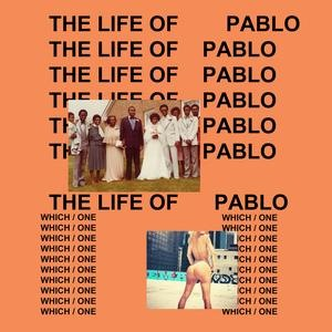 Альбом Kanye West - The Life Of Pablo