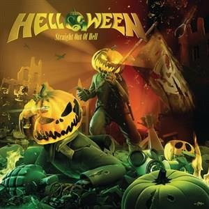 Альбом: Helloween - Straight Out Of Hell