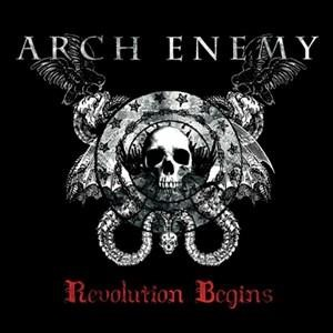 Альбом: Arch Enemy - Revolution Begins - EP