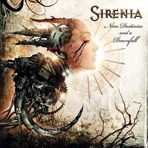 Альбом Sirenia - Nine Destinies And A Downfall