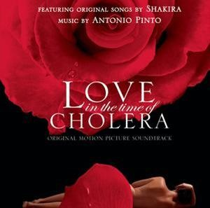 Альбом: Shakira - Love In The Time Of Cholera