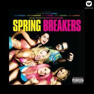 Альбом Skrillex - Music From The Motion Picture Spring Breakers