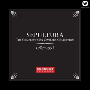 Альбом Sepultura - The Complete Max Cavalera Collection 1987 - 1996
